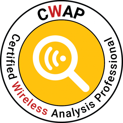 Enterprise Wi-Fi Analysis & Troubleshooting – CWAP
