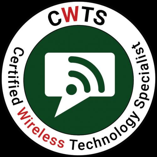 Enterprise Wi-Fi Fundamentals – CWTS