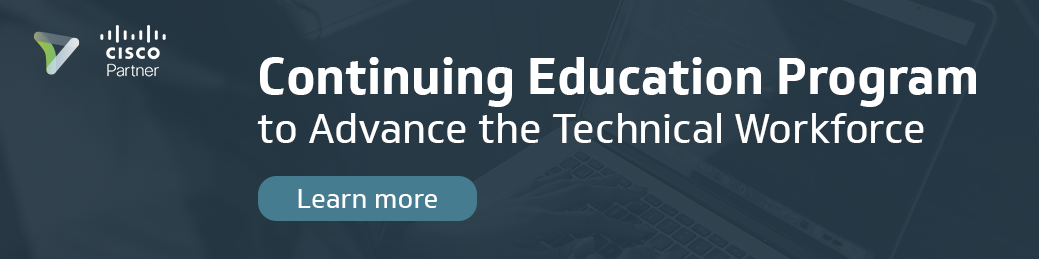Cisco Training Courses and Continuing Education